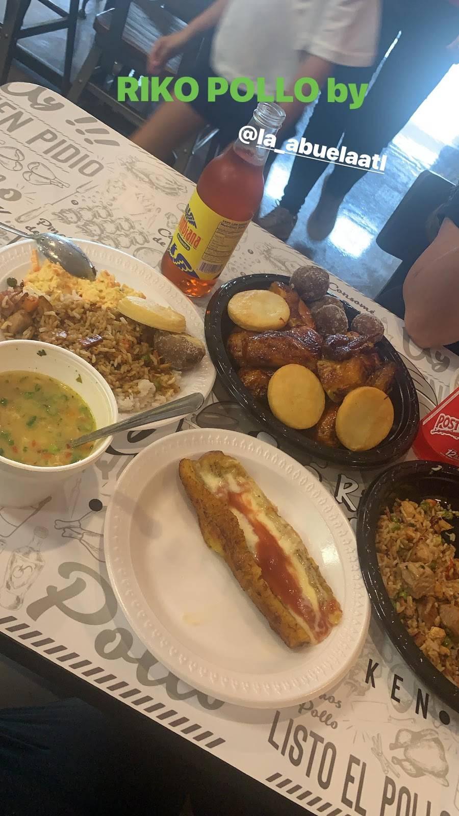 RIKO POLLO By La Abuela | restaurant | 1630 Pleasant Hill Rd Suite 240, Duluth, GA 30096, USA | 6786915593 OR +1 678-691-5593