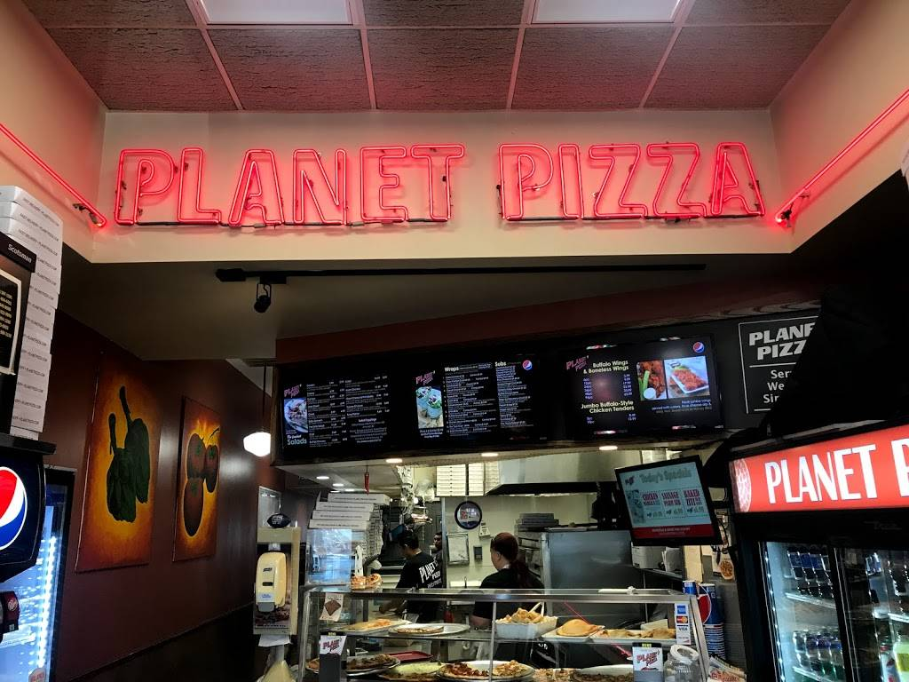 Planet Pizza   restaurant   383 Post Rd E, Westport, CT 06880, USA   2034544411 OR +1 203-454-4411
