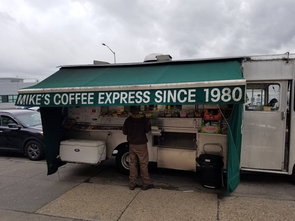 Mikes Coffee Express | meal takeaway | 8601 23rd Ave, East Elmhurst, NY 11369, USA | 9175592917 OR +1 917-559-2917