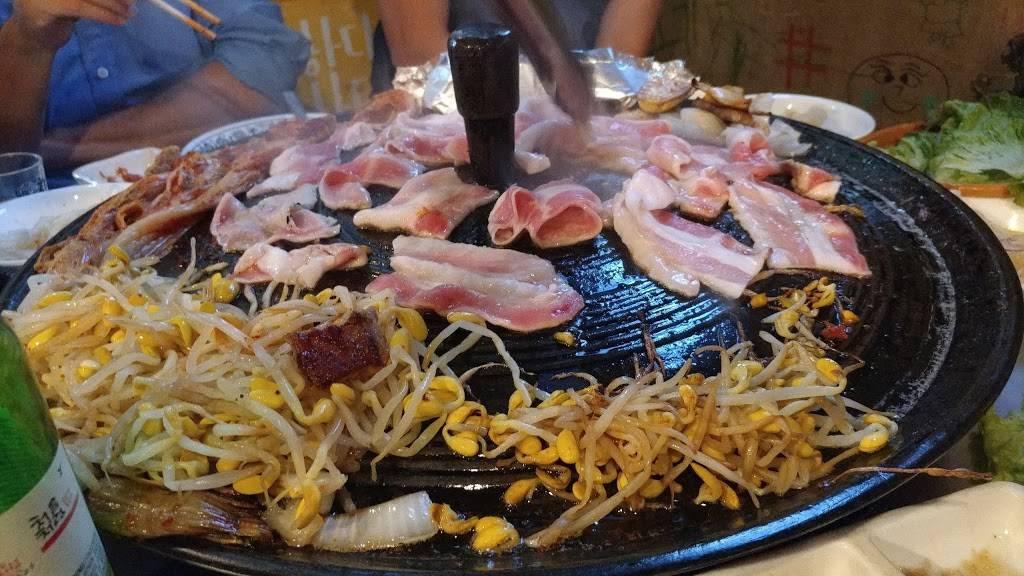 KangTong Korean BBQ | restaurant | 149-20 41st Ave, Flushing, NY 11355, USA | 7188862737 OR +1 718-886-2737