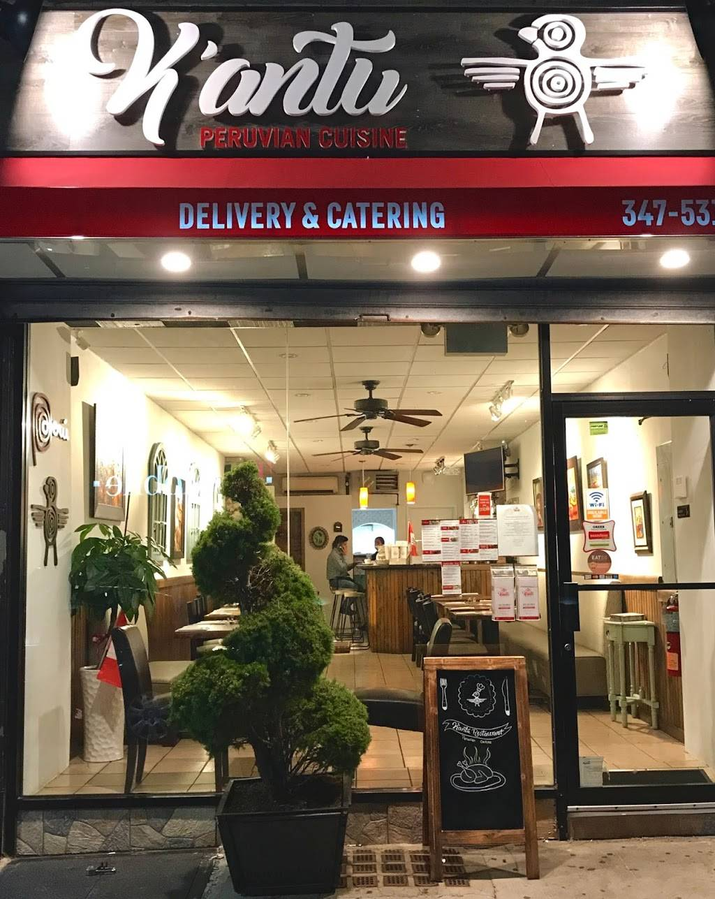 KANTU PERUVIAN CUISINE - Restaurant & Pisco Bar   restaurant   74-17 Metropolitan Ave, Middle Village, NY 11379, USA   3475310873 OR +1 347-531-0873