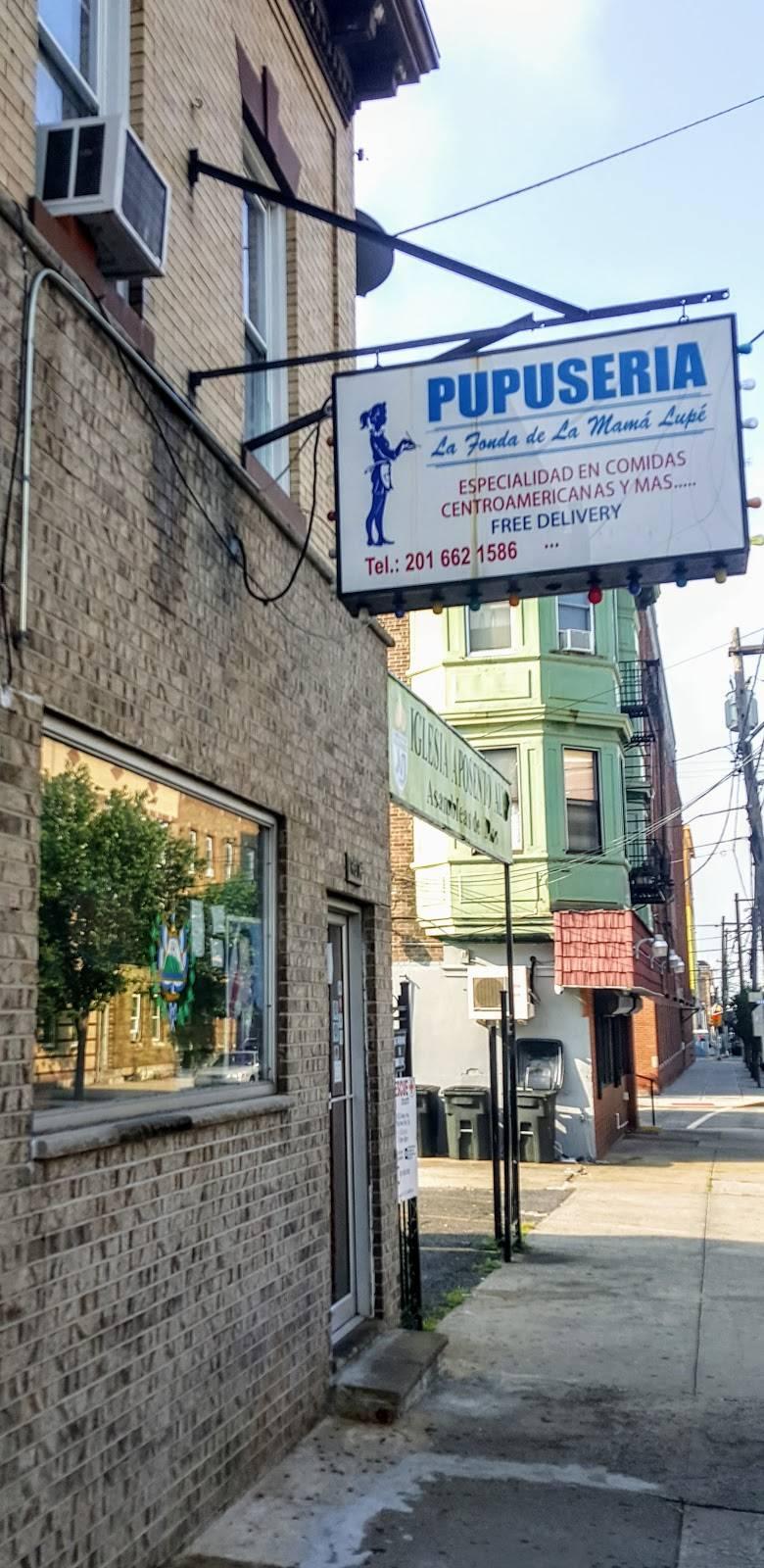 Pupuseria La Fonda De La Mamá Lupé | restaurant | 6306 Hudson Ave, West New York, NJ 07093, USA | 2016621586 OR +1 201-662-1586