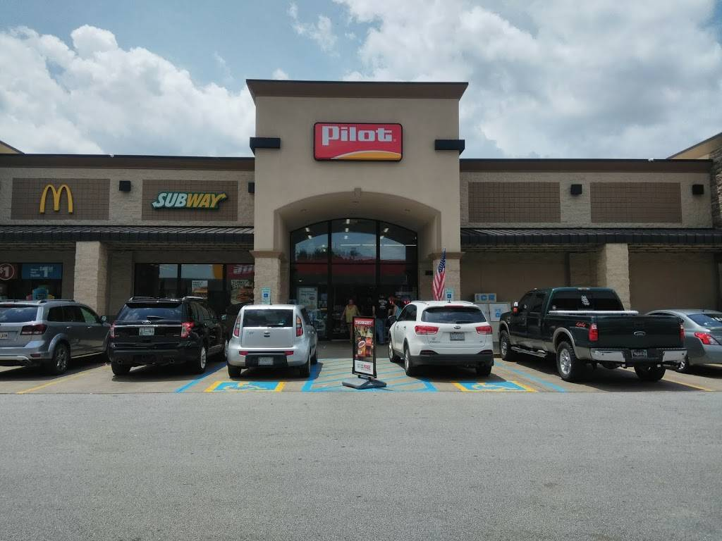 Pilot Travel Center   restaurant   281 Pleasant Grove Rd, McDonald, TN 37353, USA   4234763892 OR +1 423-476-3892
