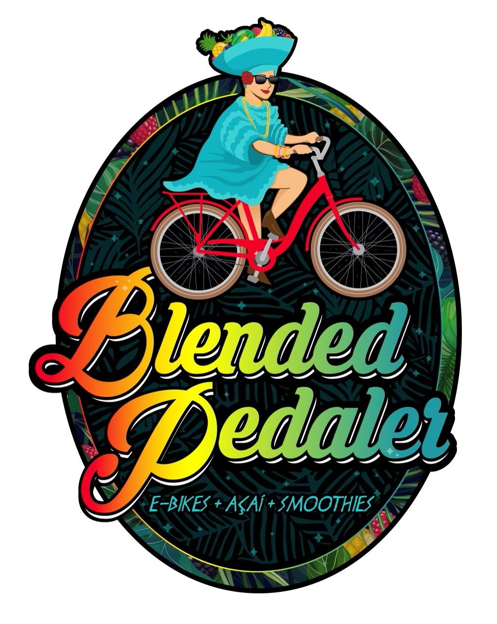 Blended Pedaler | cafe | 170 Piedmont Ave, Bristol, VA 24201, USA | 2766441750 OR +1 276-644-1750