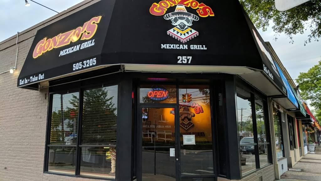 Gonzo's Mexican Grill - Restaurant   257 Nassau Blvd, Garden