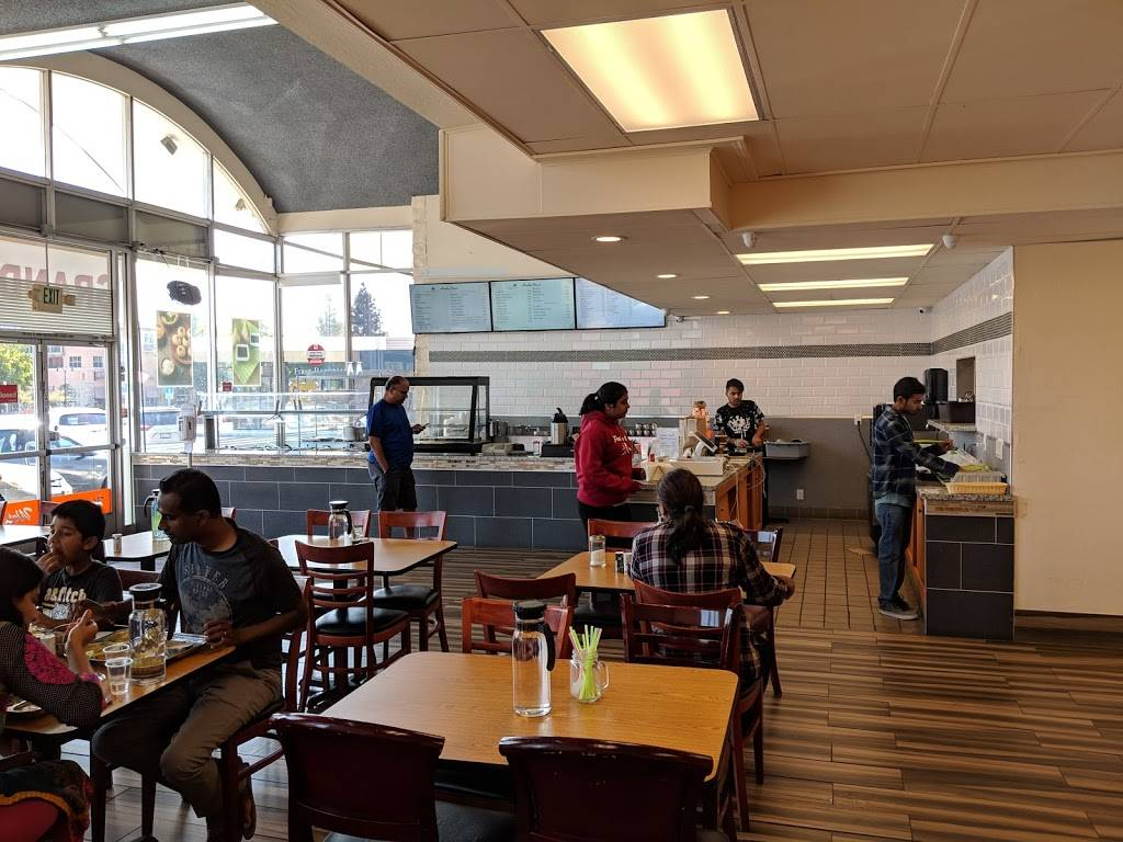 Radhe chaat restaurant 10251 s de anza blvd cupertino ca 95014