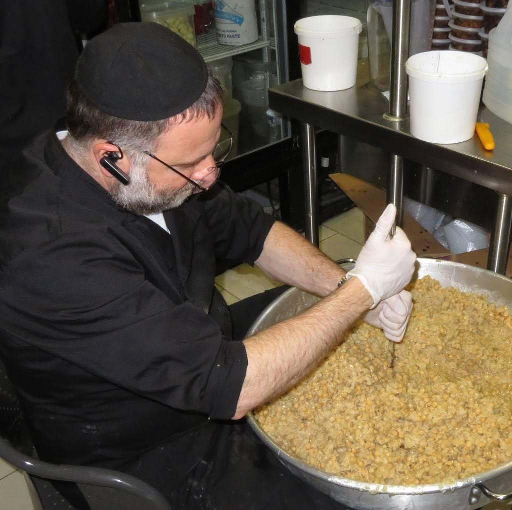 Yanay Dips & Salads | restaurant | 178 NY-59, Monsey, NY 10952, USA | 8454149099 OR +1 845-414-9099
