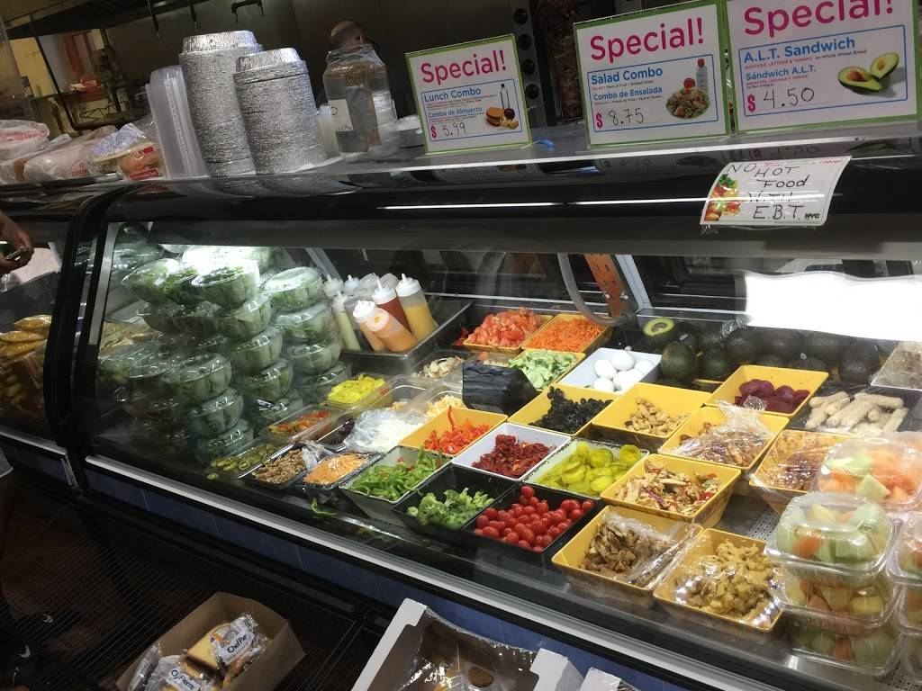 Grab & Go Food   meal takeaway   2 W 129th St #1, New York, NY 10027, USA   2128607777 OR +1 212-860-7777