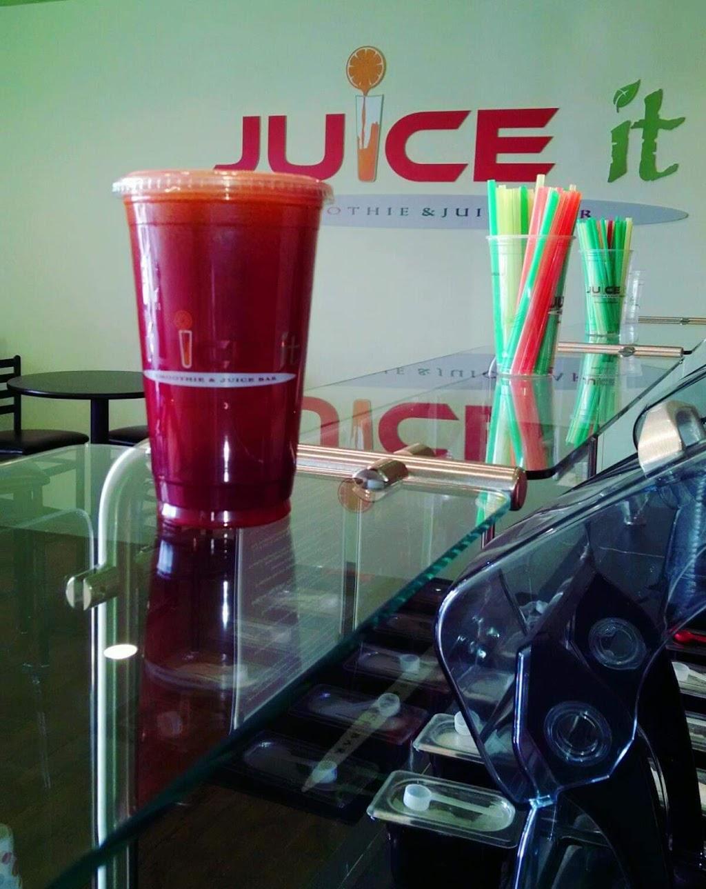 Juice It Smoothie & Juice Bar   restaurant   3842 Kennett Pike, Greenville, DE 19807, USA   3025759079 OR +1 302-575-9079
