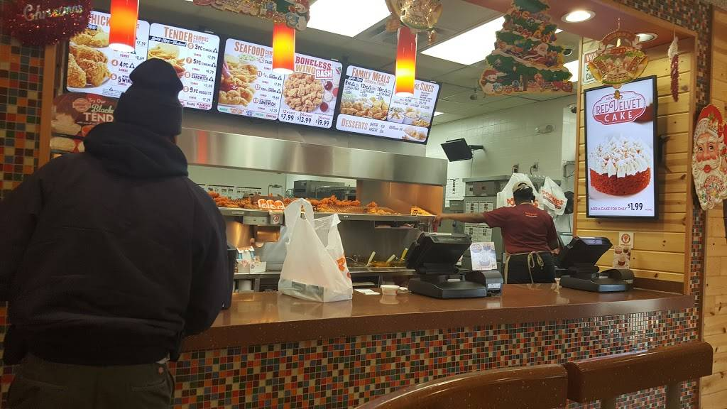 Popeyes Louisiana Kitchen | restaurant | 2751 Boston Rd, Bronx, NY 10469, USA | 7189942606 OR +1 718-994-2606