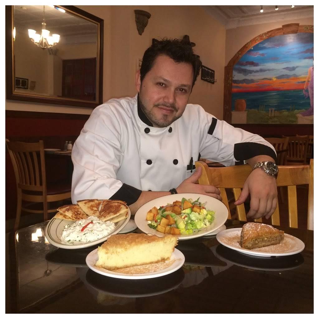Sparta Taverna | restaurant | 202 Hackensack St, Wood-Ridge, NJ 07075, USA | 2017288484 OR +1 201-728-8484