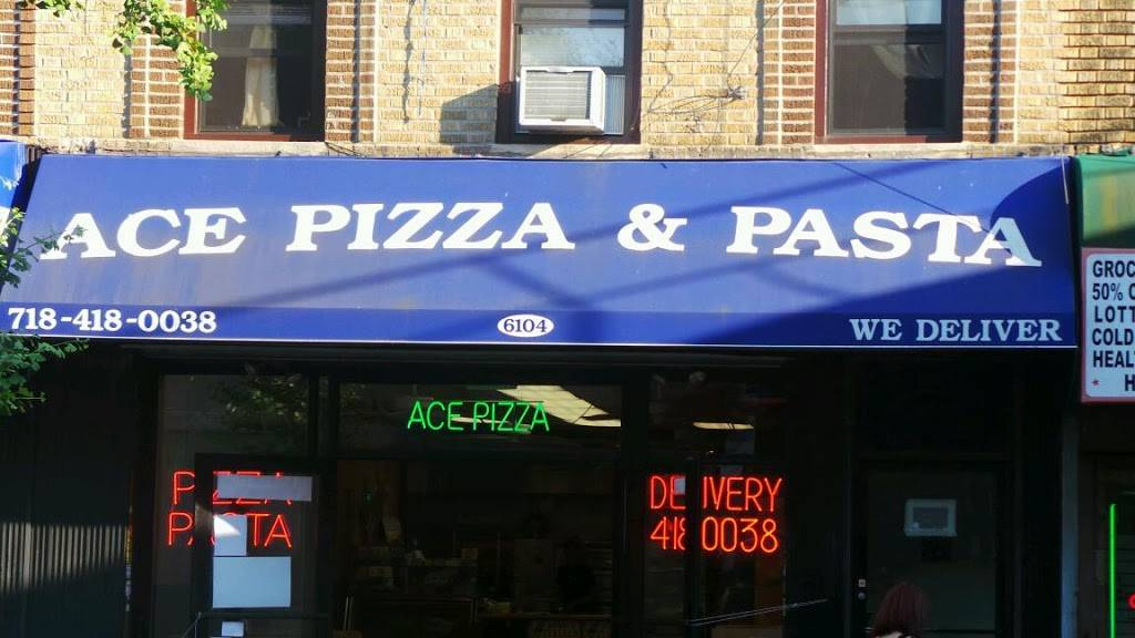 Ace Pizza | meal delivery | 61-04 Myrtle Ave, Glendale, NY 11385, USA | 7184180038 OR +1 718-418-0038