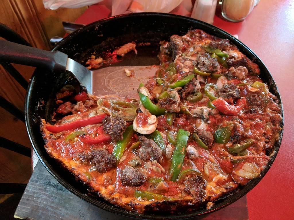Pequods Pizza | restaurant | 8520 Fernald Ave, Morton Grove, IL 60053, USA | 8474709161 OR +1 847-470-9161