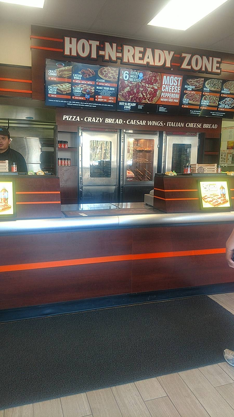 Little Caesars Pizza | meal takeaway | 82360 CA-111, Indio, CA 92201, USA | 7603428020 OR +1 760-342-8020