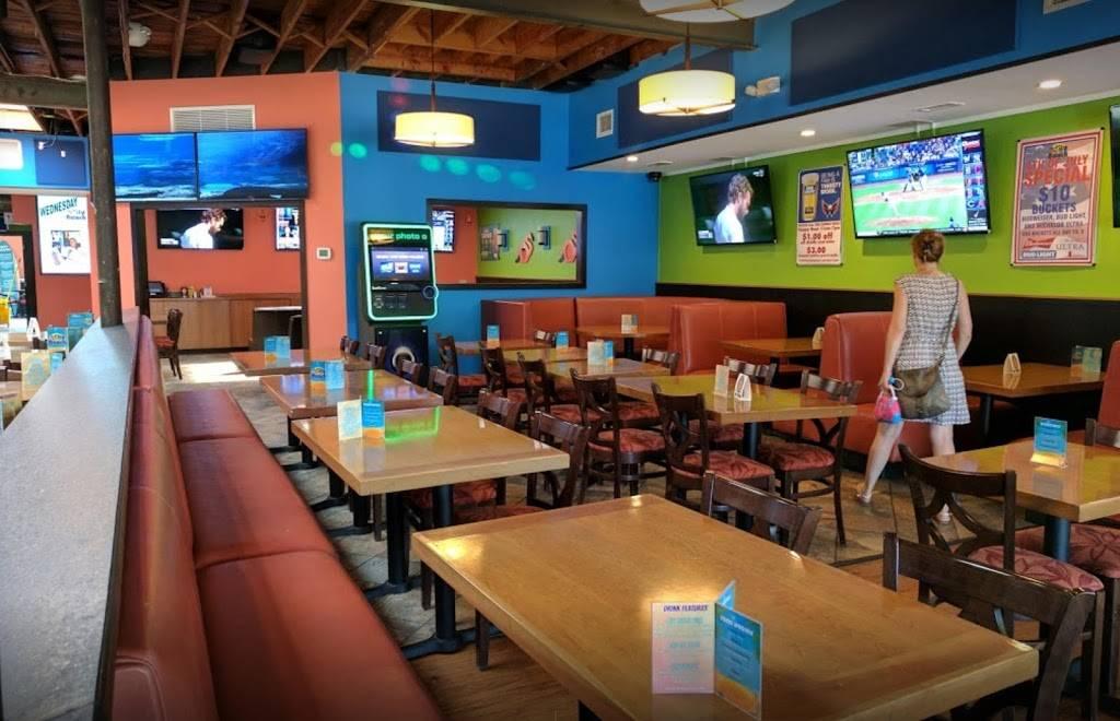 City Beach | restaurant | 2416 W Cary St, Richmond, VA 23220, USA | 8044828822 OR +1 804-482-8822