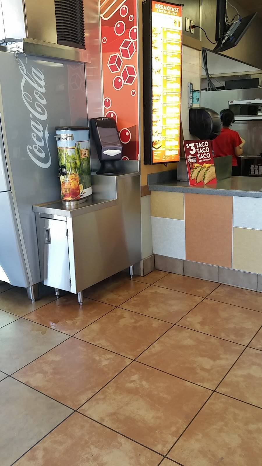 Jack in the Box - Restaurant | 6501 Grapevine Hwy, North