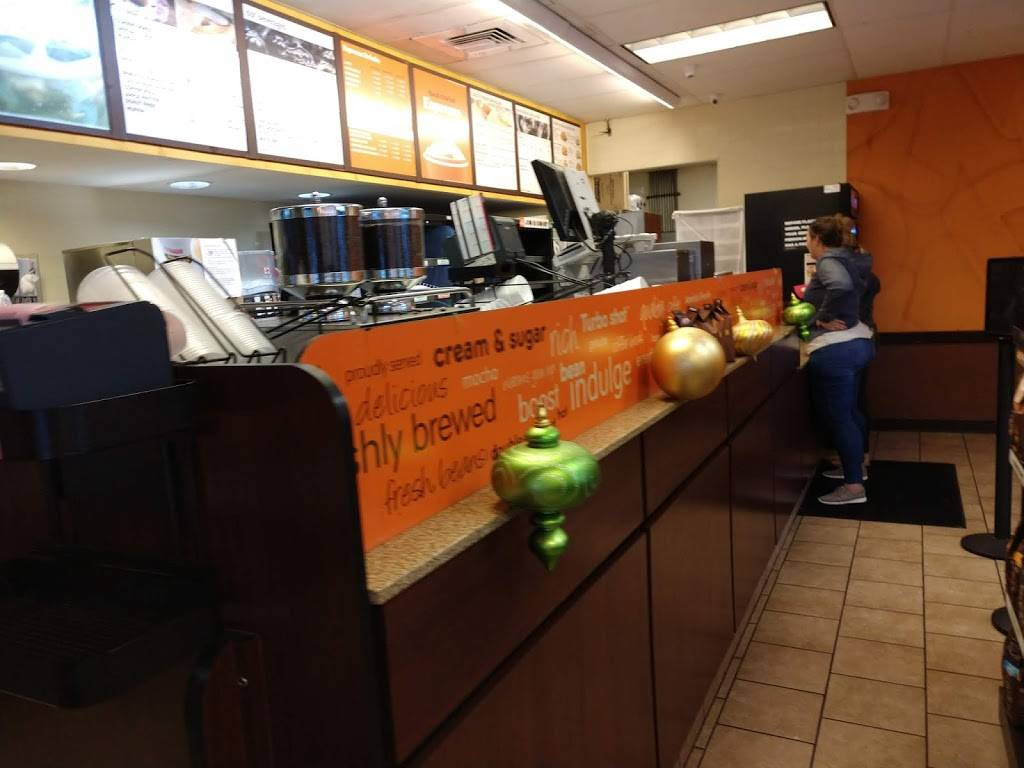 Dunkin Donuts | cafe | 4599 66th St N, Kenneth City, FL 33709, USA | 7273298998 OR +1 727-329-8998
