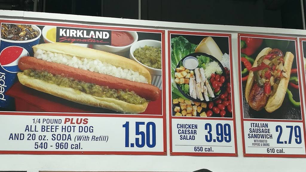 Costco Food Court - Meal takeaway | 976 3rd Ave, Brooklyn
