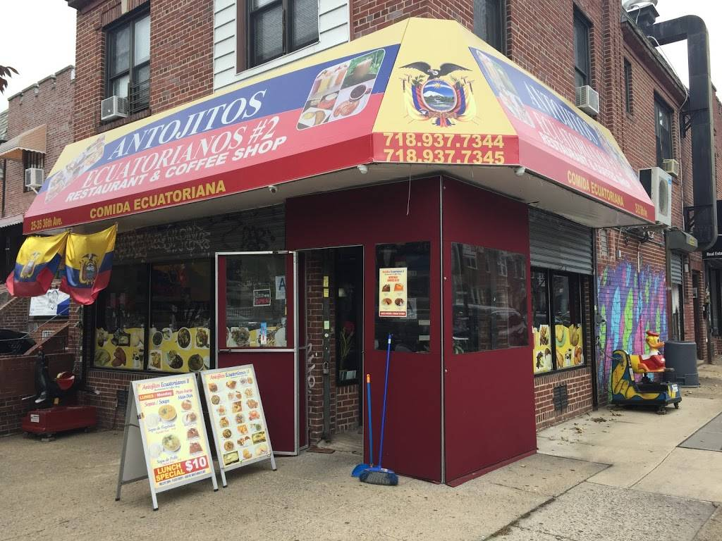 Antojitos Ecuatorianos 2 | restaurant | 2535 36th Ave, Astoria, NY 11106, USA | 7189377344 OR +1 718-937-7344