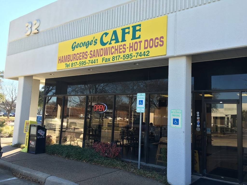 Georges Cafe | cafe | 2337 Gravel Dr, Fort Worth, TX 76118, USA | 8175957441 OR +1 817-595-7441