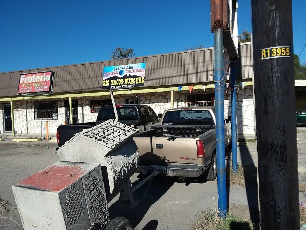 la luna azul mexican restaurant | restaurant | 2433 Austin Hwy, San Antonio, TX 78218, USA | 2107767977 OR +1 210-776-7977