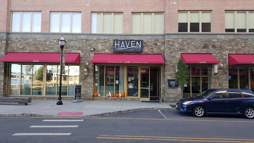 Haven | restaurant | 2 Main St, Edgewater, NJ 07020, USA | 2019431900 OR +1 201-943-1900