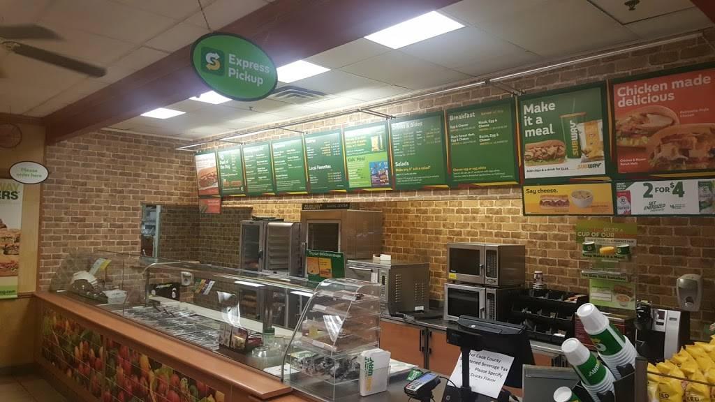 Subway Restaurants | restaurant | 45 W Golf Rd, Arlington Heights, IL 60005, USA | 8478060920 OR +1 847-806-0920