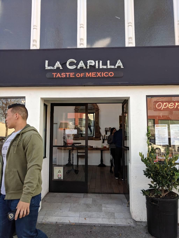 La Capilla   restaurant   1106 University Ave, Berkeley, CA 94702, USA   5105294906 OR +1 510-529-4906