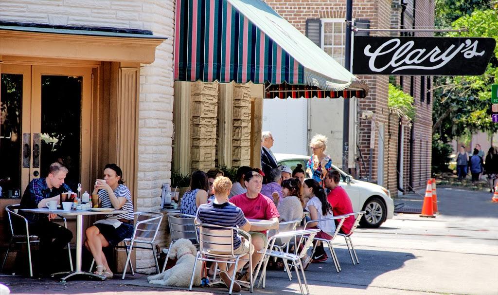 Clarys Cafe | cafe | 404 Abercorn St, Savannah, GA 31401, USA | 9122330402 OR +1 912-233-0402