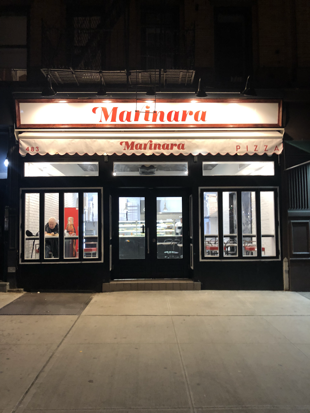Marinara Pizza Upper West | meal delivery | 483 Amsterdam Ave, New York, NY 10024, USA | 9172658780 OR +1 917-265-8780