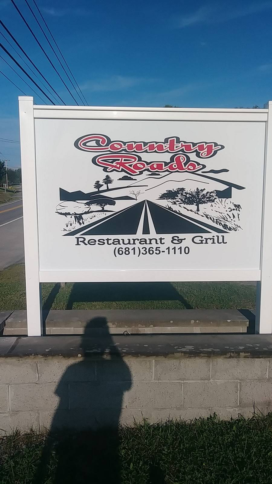 COUNTRY ROADS RESTAURANT & GRILL | restaurant | 6025 Webster Rd, Cowen, WV 26206, USA | 6813651110 OR +1 681-365-1110