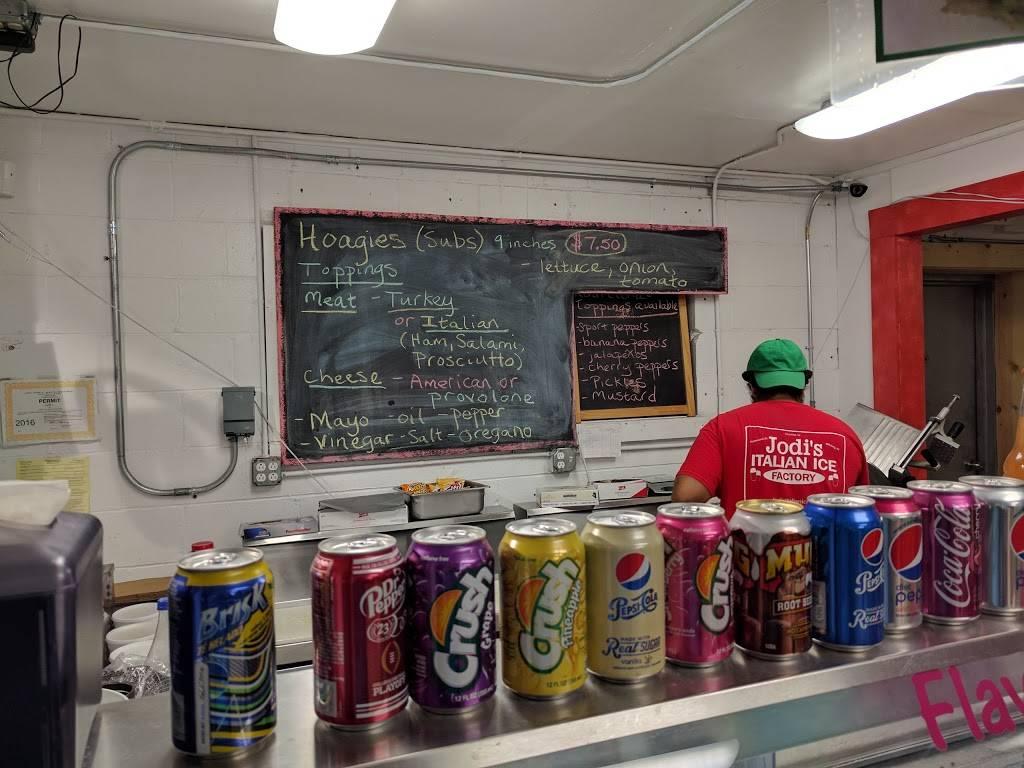 Jodis Italian Ice Factory | meal takeaway | 7322 Calumet Ave, Hammond, IN 46324, USA | 2195543081 OR +1 219-554-3081