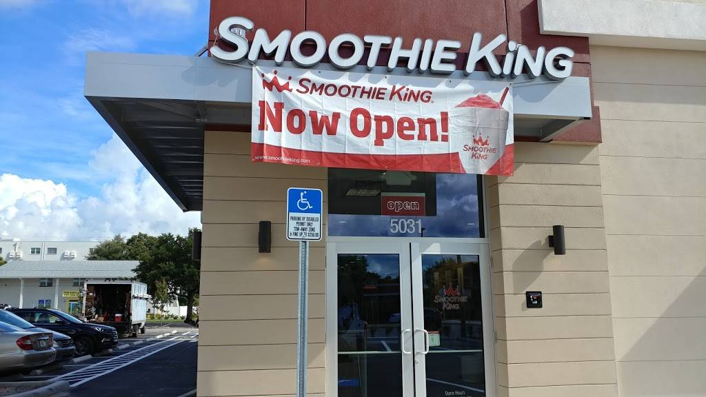 Smoothie King | meal delivery | 5031 Park Blvd N, Pinellas Park, FL 33781, USA | 7272896213 OR +1 727-289-6213
