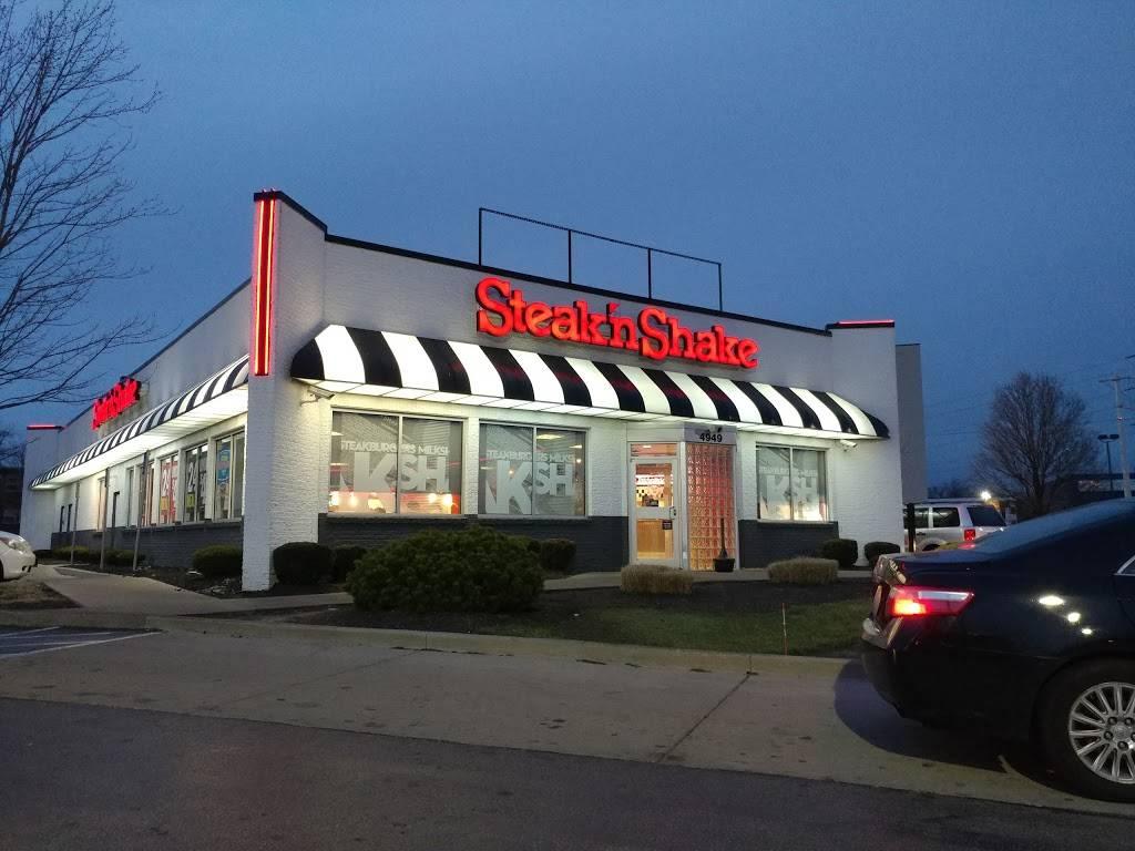 Steak n Shake   restaurant   4949 Ridge Ave, Cincinnati, OH 45209, USA   5133734253 OR +1 513-373-4253
