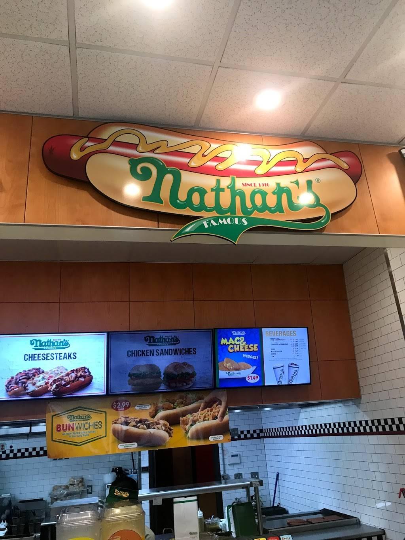 Nathans Famous Hot Dogs   restaurant   25 Flatbush Ave, Brooklyn, NY 11217, USA   7187973803 OR +1 718-797-3803