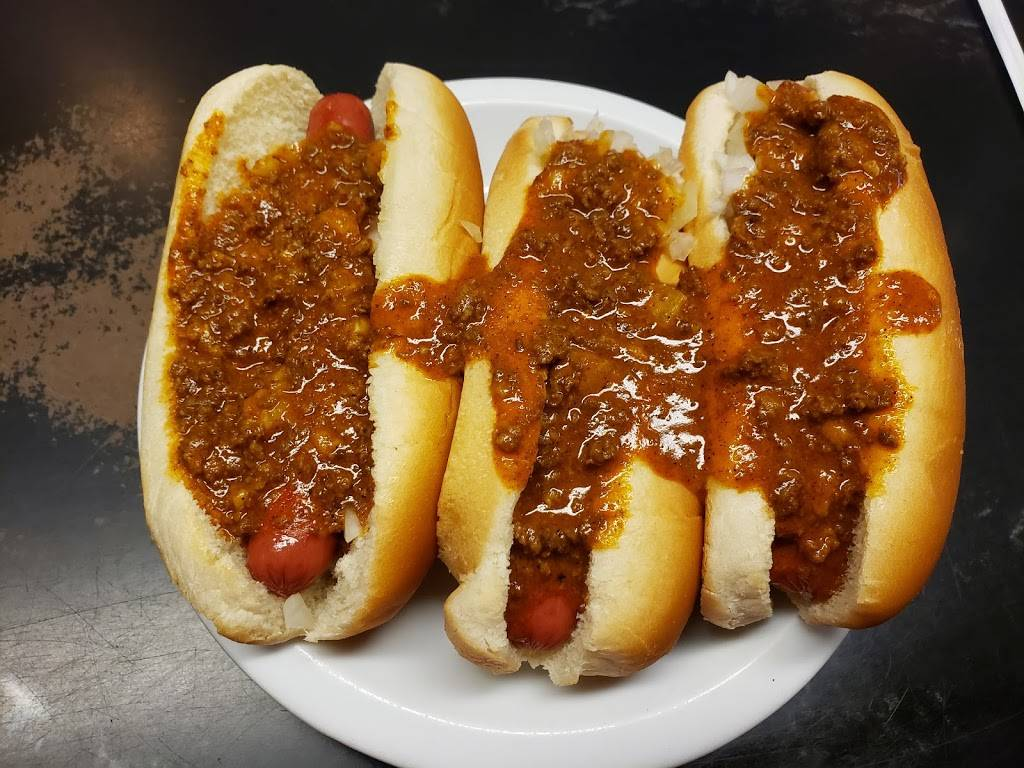 Old Fashion Hot Dogs   meal takeaway   4008 Lorain Ave, Cleveland, OH 44113, USA   2166314460 OR +1 216-631-4460