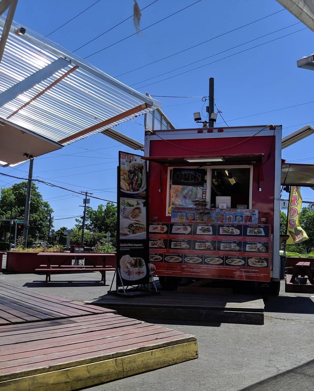 GRILL ON THE GO MEDITERRANEAN - Restaurant