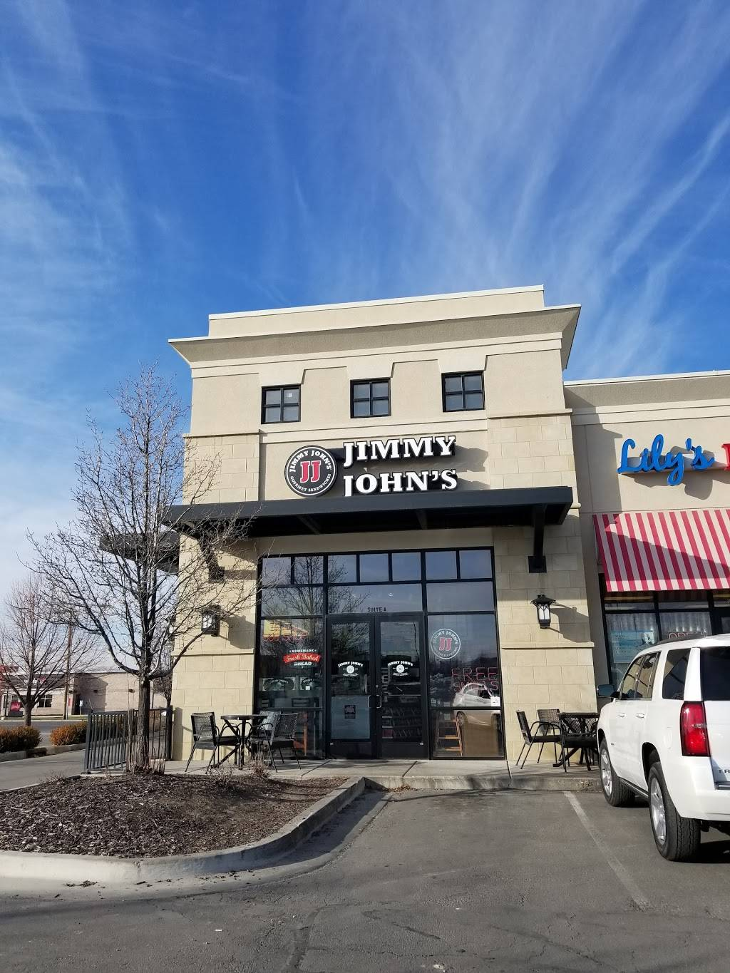 Jimmy Johns | meal delivery | 1952 N 2000 W, Clinton, UT 84015, USA | 8016145272 OR +1 801-614-5272