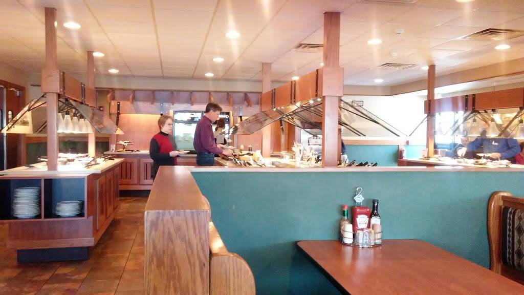 Ponderosa | restaurant | 128 Clearview Cir, Butler, PA 16001, USA | 7242856525 OR +1 724-285-6525