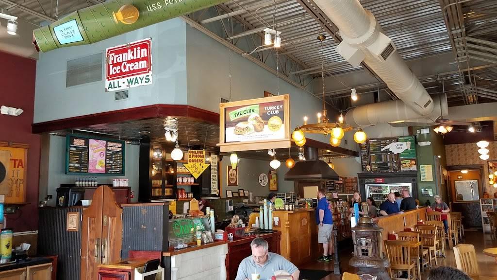 Potbelly Sandwich Shop | restaurant | 1520 E Lake Cook Rd, Wheeling, IL 60090, USA | 8475201812 OR +1 847-520-1812