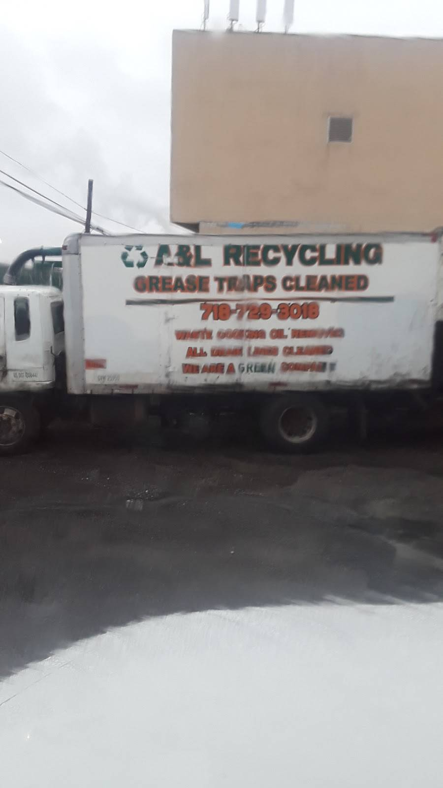 A&L Recyling | restaurant | 43-37 Railroad Ave, Long Island City, NY 11101, USA | 7187293018 OR +1 718-729-3018