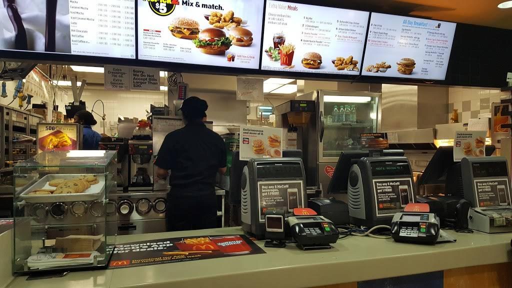 McDonalds | cafe | 1540 Westchester Ave, Bronx, NY 10472, USA | 7188422981 OR +1 718-842-2981