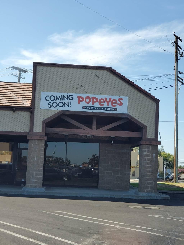 Popeyes | restaurant | 775 N Golden State Blvd, Turlock, CA 95380, USA