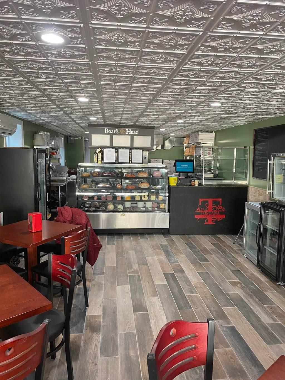 Toscana Thin Crust Pizza & Italian Specialties | restaurant | 5 Main St, Clinton, NJ 08809, USA | 9083232215 OR +1 908-323-2215