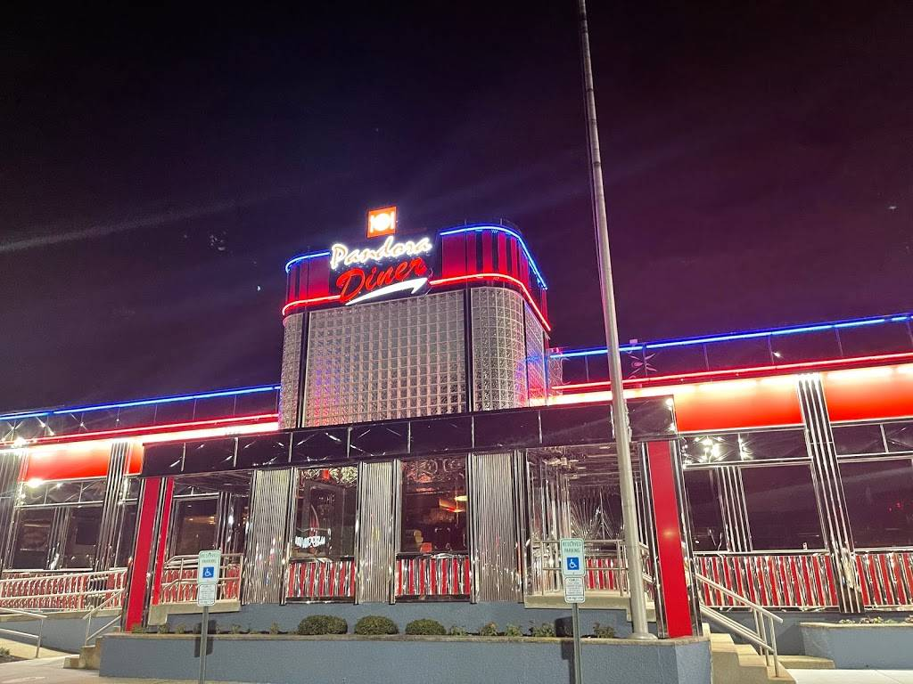 Pandora 2 diner   restaurant   2602 US-130, Cinnaminson, NJ 08077, USA   8564995134 OR +1 856-499-5134