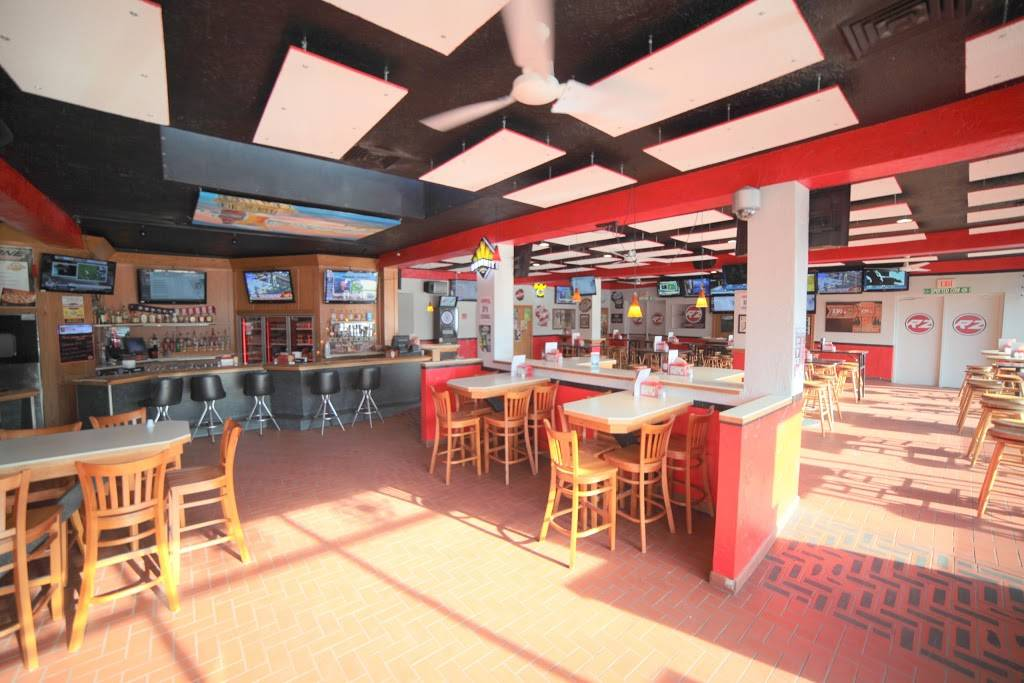 The Red Zone Madison   restaurant   1212 Regent St, Madison, WI 53715, USA   6082516766 OR +1 608-251-6766