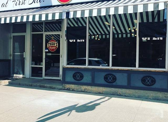 Theos Pizzeria | restaurant | 20 Forsyth St, Marmora, ON K0K 2M0, Canada | 6134721414 OR +1 613-472-1414