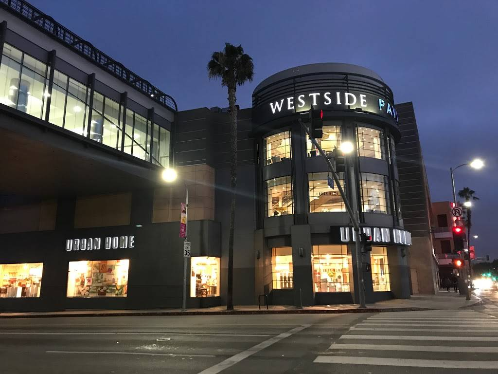 Westside Pavilion | shopping mall | 10800 Pico Blvd Suite 312, Los Angeles, CA 90064, USA | 3104742785 OR +1 310-474-2785