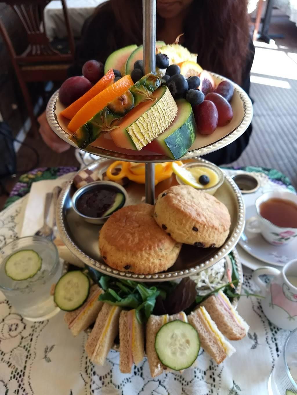 Loveys Tea Shoppe | cafe | 4430 Pacific Coast Hwy, Pacifica, CA 94044, USA | 6503591245 OR +1 650-359-1245