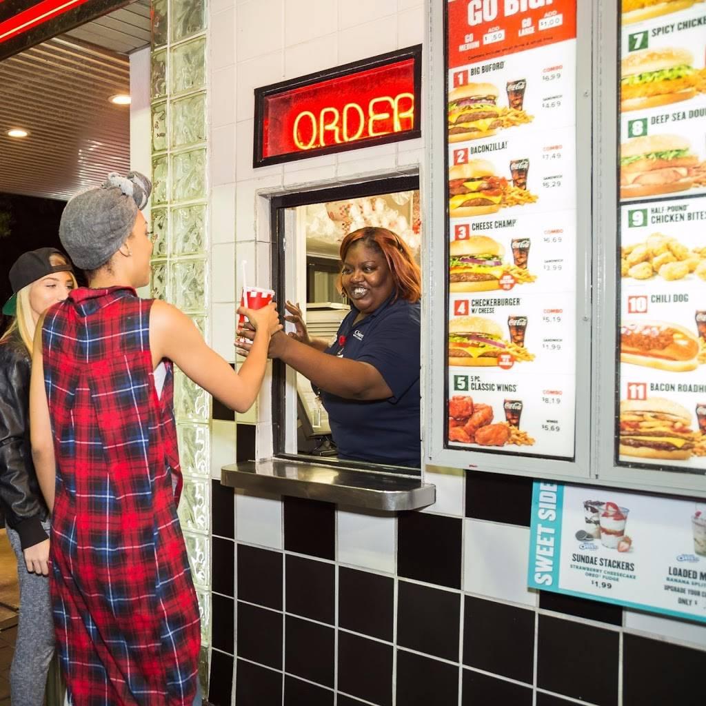 Checkers   restaurant   9014 FL-52, Hudson, FL 34669, USA   7278684181 OR +1 727-868-4181